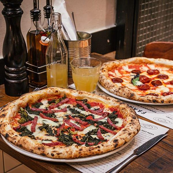 Pizza Franco Manca