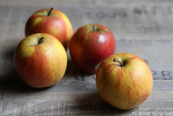 Manzanas rubinette