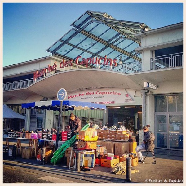 Mercado de los capuchinos