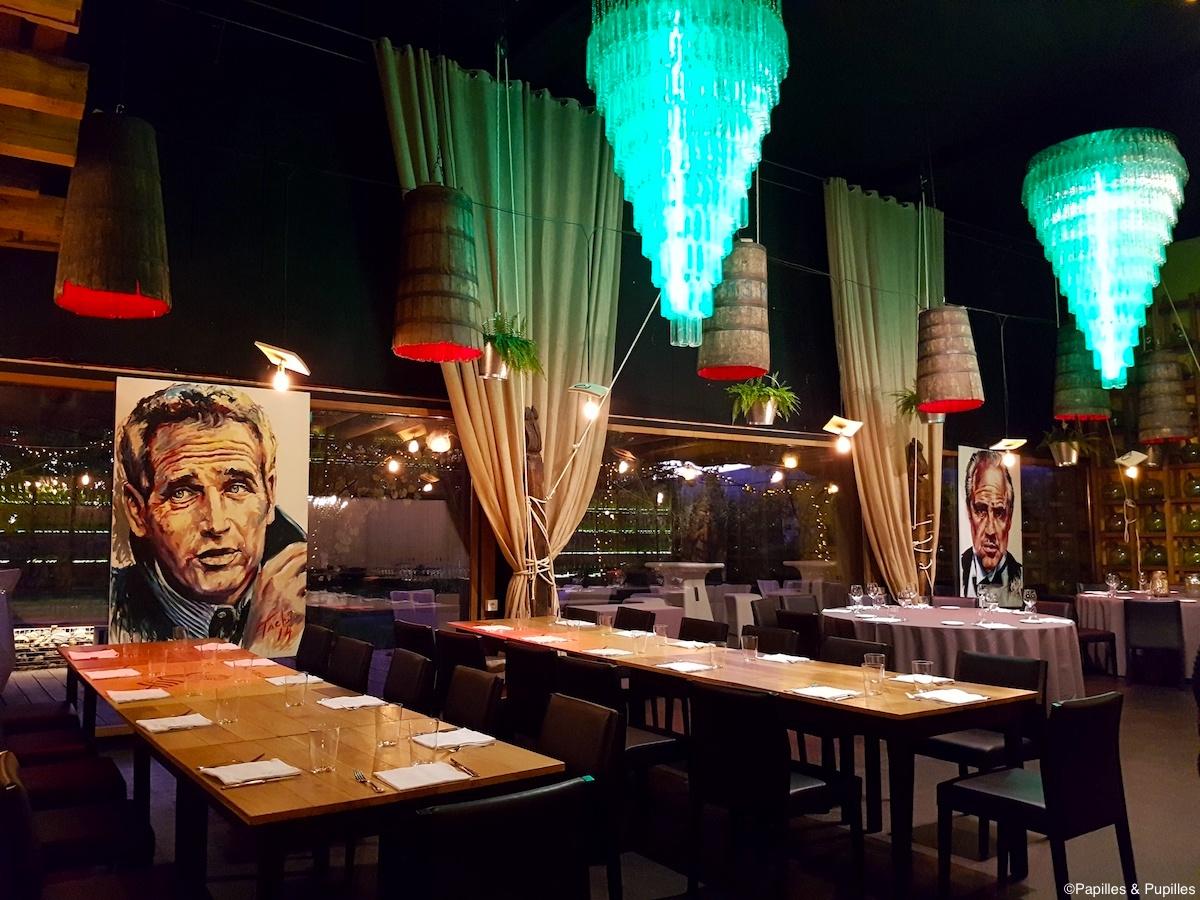 Salón restaurante Araeta