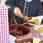 El abuelo hace resistencia, restaurante, Burdeos